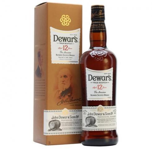 уиски Дюърс 700мл 12г