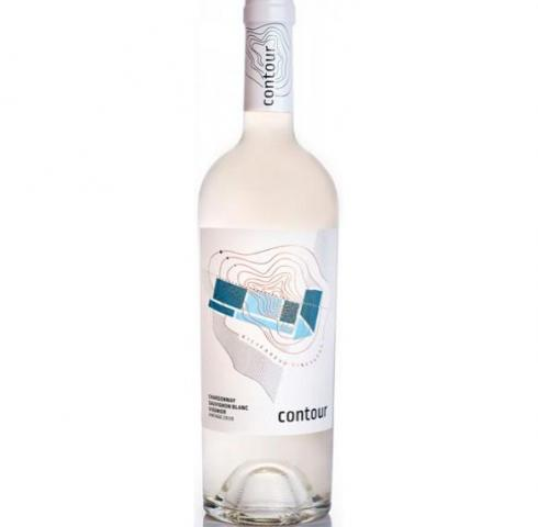 вино Контур 750мл Шардоне, Совиньон Блан и Вионие