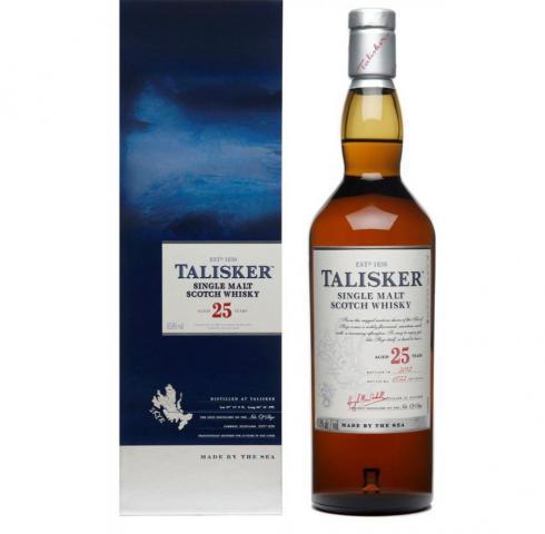 уиски Талискер 700мл 25г