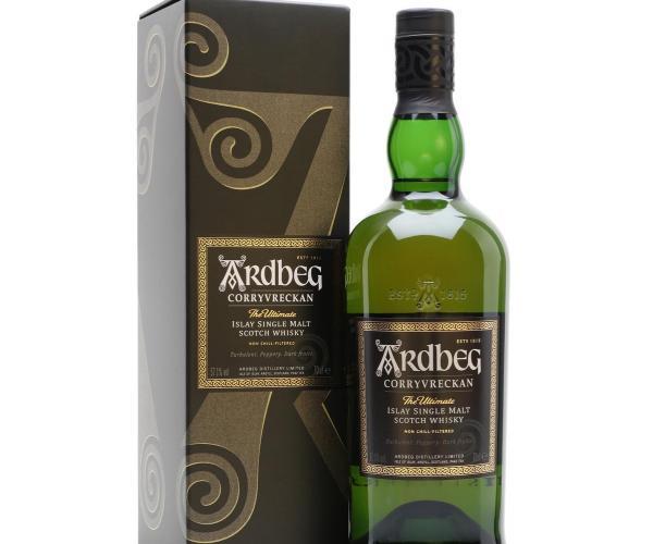 уиски Ардбег 700мл Кориврекан p1