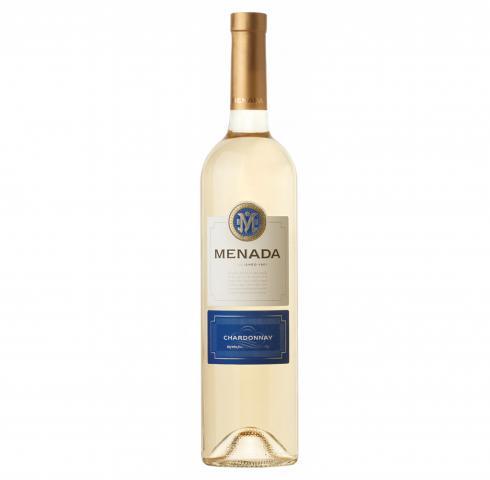 вино Менада 750мл Шардоне