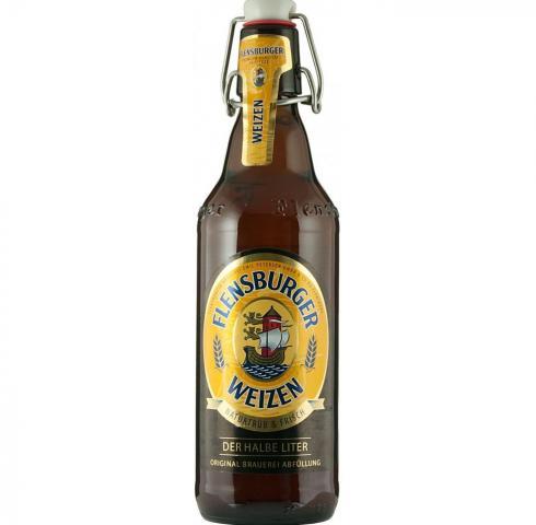 бира Фленсбургер 500мл Вайцен