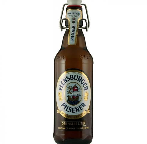 бира Фленсбургер 500мл Пилзенер
