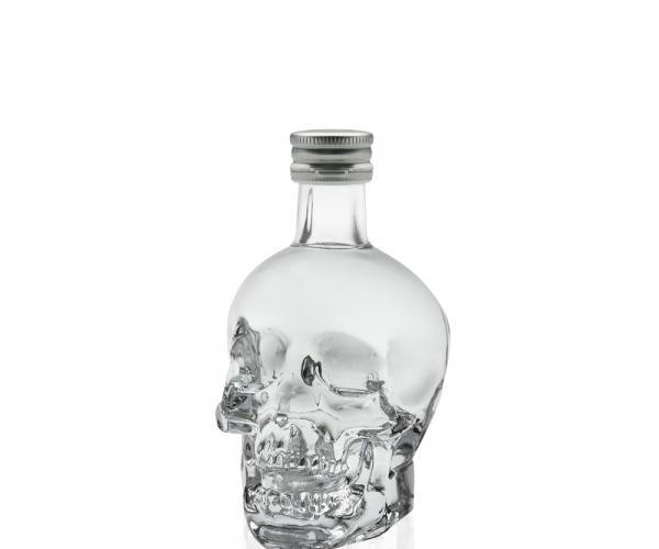 водка Кристален череп 50мл p1