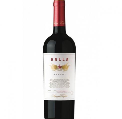 вино Катаржина Хала 750мл Мерло