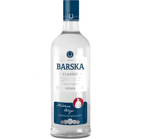 водка Барска 1л