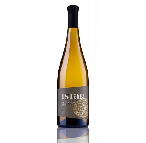 вино Истар 750мл Шардоне 2017г