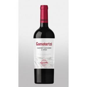 вино Гомотарци 750мл Каберне Совиньон и Сира 2013г m1