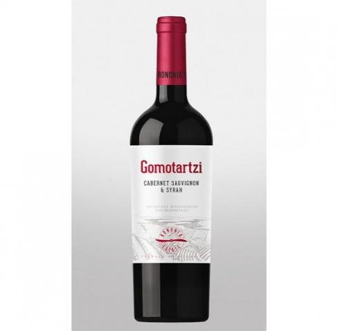 вино Гомотарци 750мл Каберне Совиньон и Сира 2013г