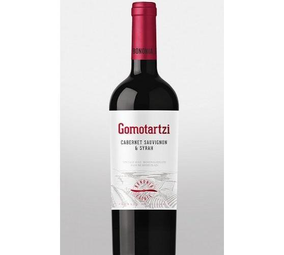 вино Гомотарци 750мл Каберне Совиньон и Сира p1