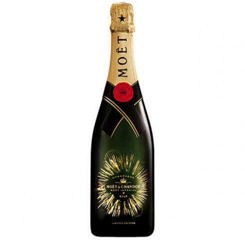 шампанско Моет и Шандон 750мл Империал Брут лимитирана серия