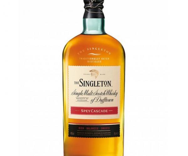 уиски Сингълтън от Дъфтаун 700мл Спей Каскад p1