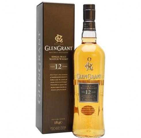 уиски Глен Грант 700мл 12г
