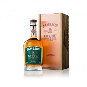 уиски Джеймисън 700мл Каск Стрент 18г Боу m1