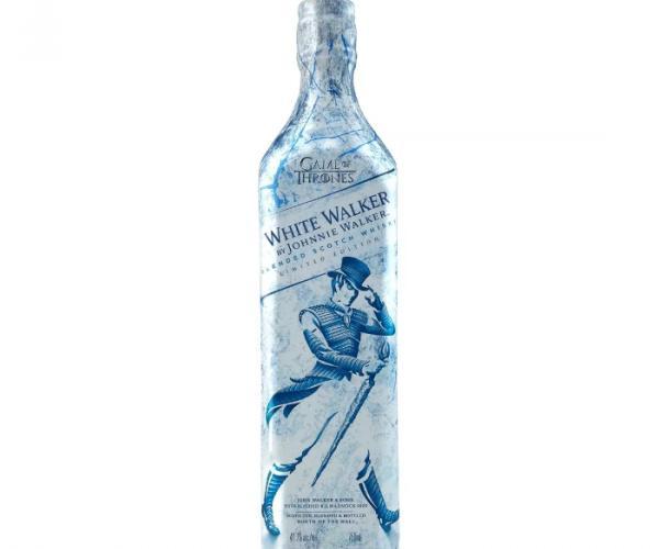 Бял Уокър от Джони Уокър 700мл  White Walker by Johnnie Walker Limited Edition      p4