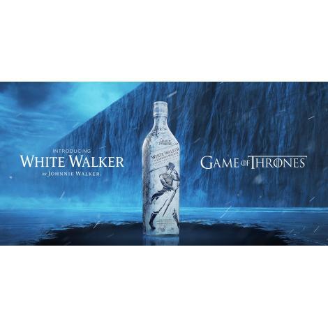 Бял Уокър от Джони Уокър 700мл  White Walker by Johnnie Walker Limited Edition      p3