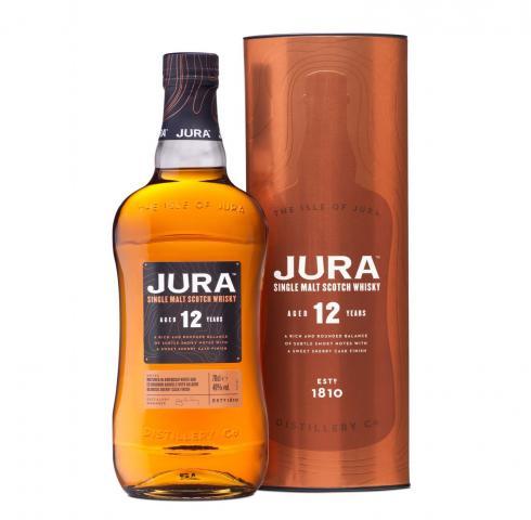 уиски Джура 700мл 12г