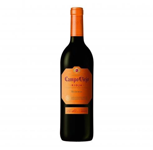 вино Кампо Виехо 750мл Резерва