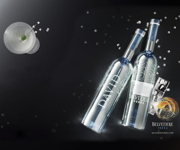 водка Белведере 1.75л Bespoke p1