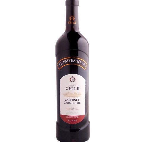вино Ел Емперадор 750мл Каберне и Карменер