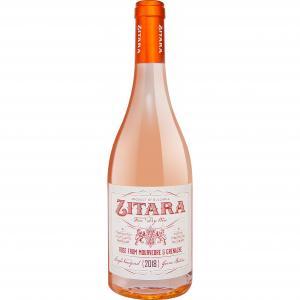 вино Зитара Винярдс 750мл Розе, Гренаш и Мурведр 2018г m1