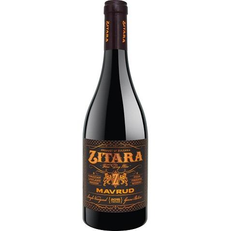 вино Фоур Френдс Зитара 750мл Мавруд 2015г