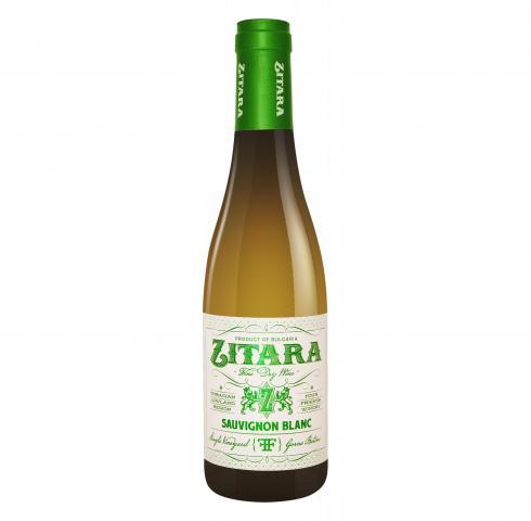 вино Фоур Френдс 375мл Зитара Совиньон блан