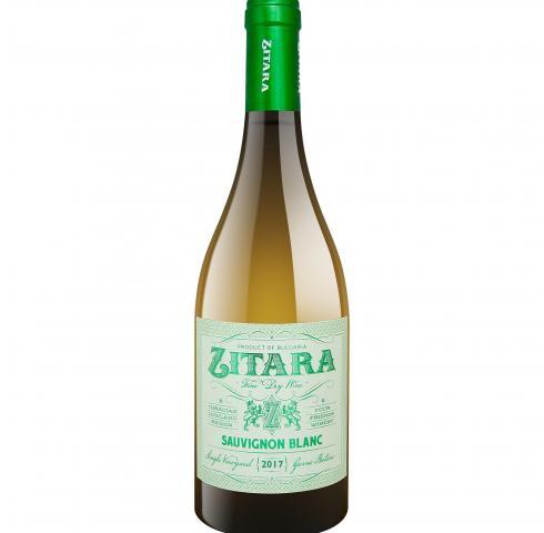 вино фоур Френдс 750мл Зитара Совиньон блан 2018г