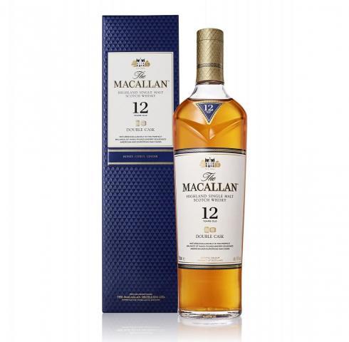 уиски Макалан 700мл 12 Дабъл Каск