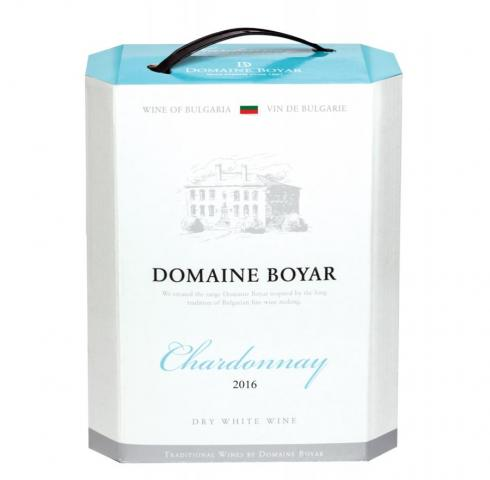 вино Домейн Бойар 3л Шардоне