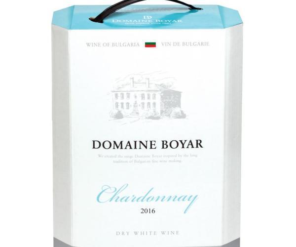 вино Домейн Бойар 3л Шардоне p1