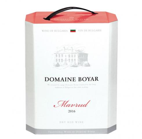 вино Домейн Бойар 3л Мавруд
