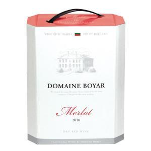вино Домейн Бойар 3л Мерло m1