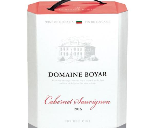 вино Домейн Бойар 3л Каберне Совиньон  p1