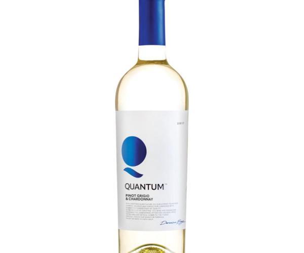 вино Квантум 750мл Пино Гриджо и Шардоне p1