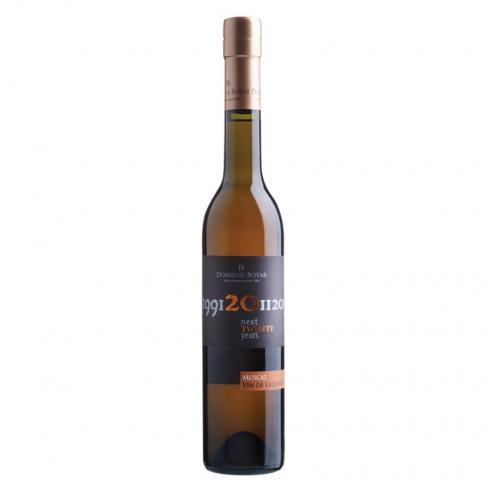 ликьорно вино Некст Туенти Иърс 750мл Мускат