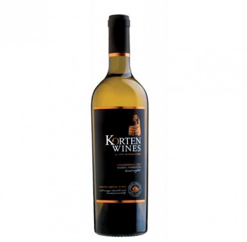 вино Кортен Wines 750мл Шардоне Барел Ферментед