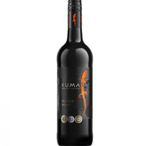 вино Кумала 750мл Пинотаж РЕД