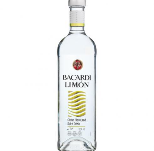 Bacardi 700ml. Limon