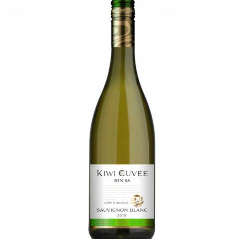 вино Киви Кюве 750мл Совиньон Блан