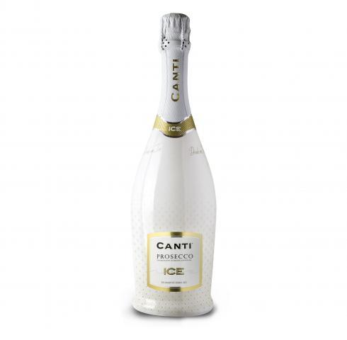 пенливо вино Канти 750мл Просеко Спуманте Айс
