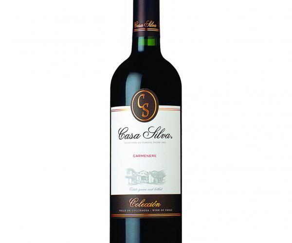 вино Каса Силва 750 мл Колекшън Карменер  p1
