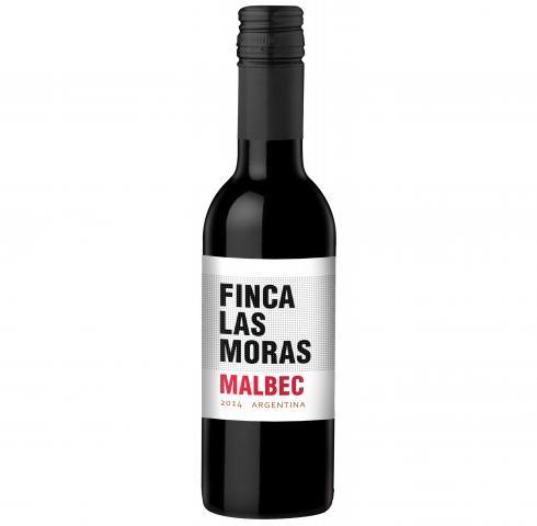 вино Финка Лас Морас 187.5мл Малбек