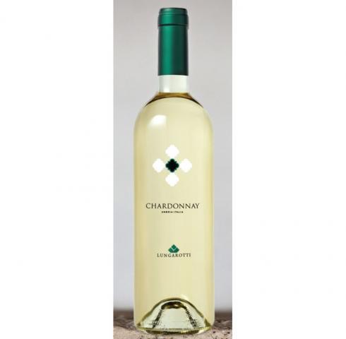 вино Лунгароти 750мл Умбриа Бианко