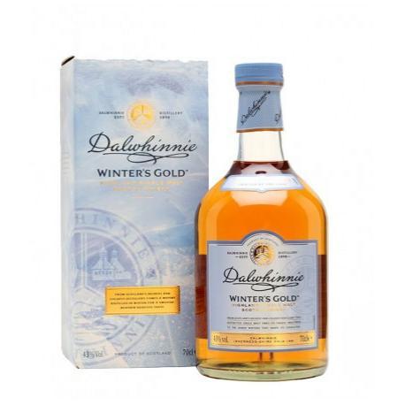 уиски Далуини 700мл Уинтър Голд
