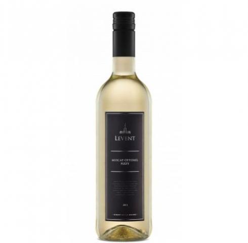 вино Левент 750мл Мускат Отонел Физи