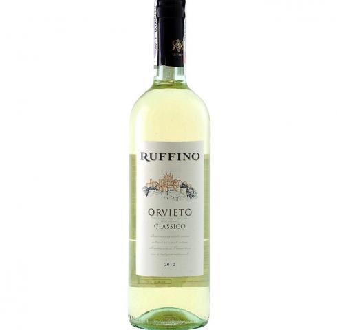 вино Руфино 750мл Орвието Класико DOC Бианко