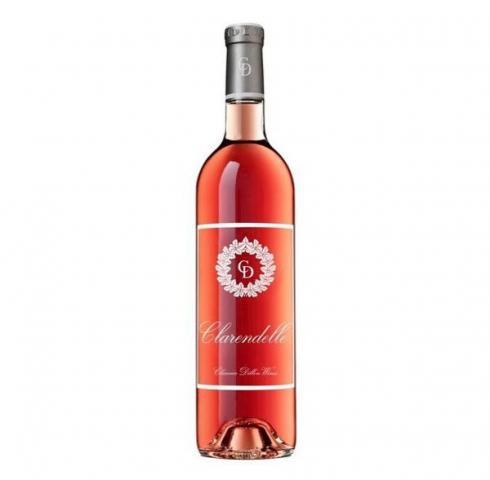 вино Кларендел Бордо 750мл Розе