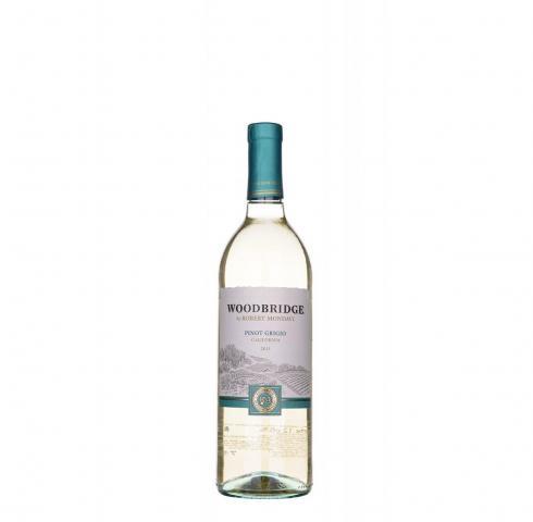 вино Уудбридж 750мл Пино Гриджо