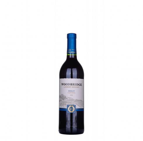вино Уудбридж 750мл Мерло